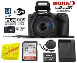Canon PowerShot SX420 Digital Camera w/42x Optical Zoom - Wi