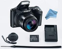 Canon PowerShot SX420 Digital Camera w/ 42x Optical Zoom - W