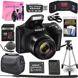 Canon Powershot SX420 IS 20 MP Wi-Fi Digital Camera with 42x