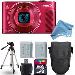 Canon PowerShot SX620 HS Digital Camera  + 16GB Class 10 Mem