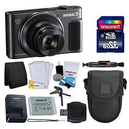 Canon PowerShot SX620 HS Digital Camera  + Transcend 32GB Me