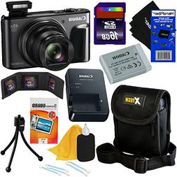 Canon PowerShot SX720 HS 20.3 MP Wi-Fi Digital Camera with 4