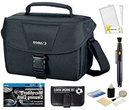 The Imaging World Canon Well Padded Multi Compartment Compac