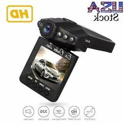 Car Dash Cam LCD FHD 1080p Wide Angle Dashboard Camera USA S