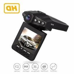 Car Dash Cam LCD FHD 1080p Wide Angle Dashboard Camera