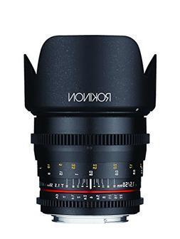 Rokinon Cine DS 50mm T1.5 AS IF UMC Full Frame Cine Lens for