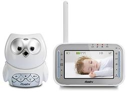 VTech VM345 Owl Video Baby Monitor with Automatic Infrared N