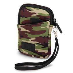 USA Gear Compact Camera Case Bag for Canon PowerShot SX720 H