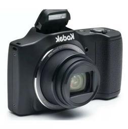 Compact Digital Camera - KODAK PIXPRO FZ152 16MP 15X Optical