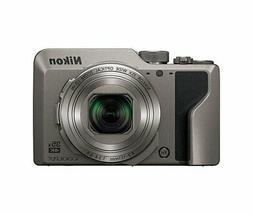 Nikon Coolpix A1000 20.1 MP Point & Shoot Digital Camera, Si