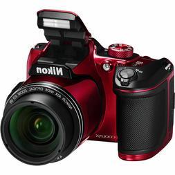 Nikon Coolpix A900 20 Megapixel Compact Camera - Black - 3 L