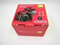 Nikon Coolpix B500 16MP Digital Camera 40x Optical Zoom - Re