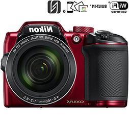 Nikon COOLPIX B500 16MP Digital Camera with 3 Inch TFT LCD S