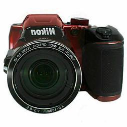 Nikon COOLPIX B500 Digital Camera , 16MP, 40x Optical Zoom R