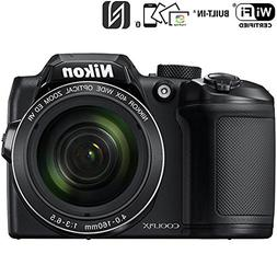 Nikon COOLPIX B500 16MP 40x Optical Zoom Digital Camera with