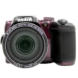 Nikon COOLPIX B500 16 Megapixel Point and Shoot Compact Digi