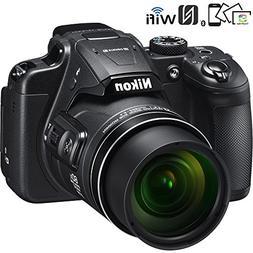 Nikon Coolpix B700 4K Wi-Fi Digital Camera