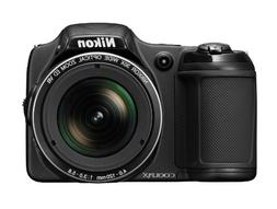 Nikon COOLPIX L820 Black 16 MP Digital Camera
