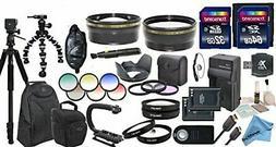 Nikon Coolpix P900 Digital Camera Professional Accessory Bun