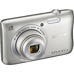 Nikon COOLPIX S3700 20.1 MP WiFi Digital Camera