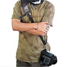 Nicama CS1 Rapid Action Camera Shoulder Neck Sling Strap wit
