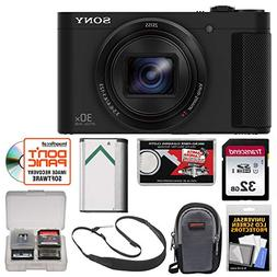 Sony Cyber-Shot DSC-HX80 Wi-Fi Digital Camera with 32GB Card