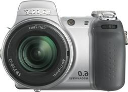 Sony Cybershot DSC-H2 6MP Digital Camera with 12x Optical Im