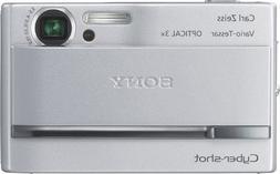 Sony Cybershot DSC-T9 6MP Digital Camera with 3x Optical Ima