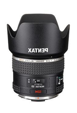 Pentax D FA 645 55mm f/2.8 AL  SDM AW Lens
