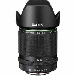 Pentax HD-D FA 28-105mm f/3.5-5.6ED DC WR Zoom Lens