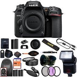 Nikon D7500 DSLR Camera With 18-140mm ED VR Lens - Includes