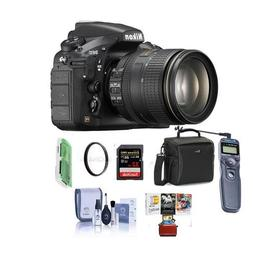 Nikon D810 DSLR Kit with AF-S NIKKOR 24-120mm f/4G ED VR Len