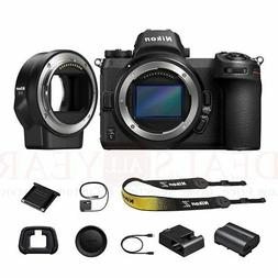 Nikon D850 FX-format Digital SLR Camera Body 45.7MP 4K UHD I
