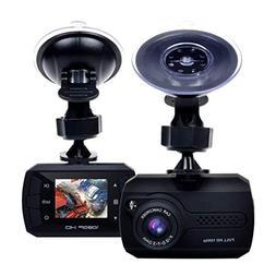 Cinlitek Dash Cam, Dash Camera 1.5 inch LCD FHD 1080p DVR Da