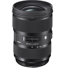 Sigma 24-35mm F2 DG HSM Standard-Zoom Lens for Canon EF Came