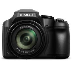 Black 60X Zoom Digital Camera, 18.1 Megapixels, 20-1200mm Le