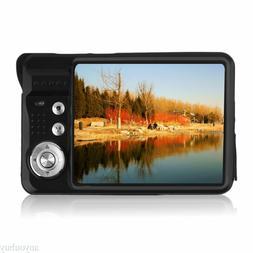 Digital Camera 18MP CMOS 2.7 inch TFT LCD Screen HD 720P Fla