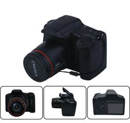 Digital SLR Camera 3.0 Inch TFT LCD Screen 16X Zoom HD 16MP