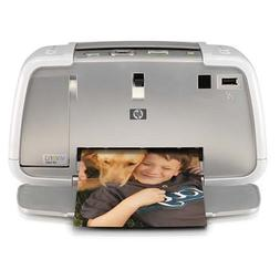 HP Docking Compact Travel On Go Photosmart A434 Photo Printe