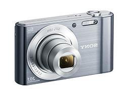 Sony DSC-W810M - 20.1 MP Digital Camera with 6x Optical Zoom