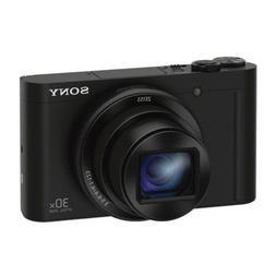 Sony DSCWX500/B Digital Camera with 3-Inch LCD