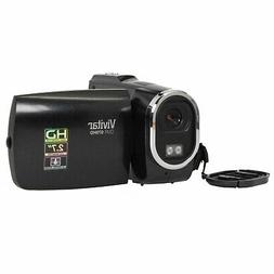 "Vivitar DVR 979HD digital video camera camcorder 2.7"" touch"