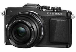 Olympus E PL7 16MP Mirrorless Digital Camera with 3 Inch LCD