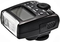 Opteka TTL Auto-Focus Dedicated Flash Speedlite  for Sony a7