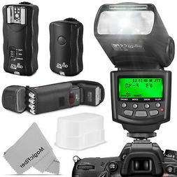 E-TTL Speedlite Flash for Canon T6i T6 T5i T5 T4i T3i T2i by