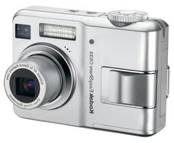 Kodak Easyshare C533 5 MP Digital Camera with 3xOptical Zoom
