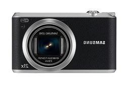 Samsung EC-WB350FBPBUS 16.3Digital Camera with 21x Optical I