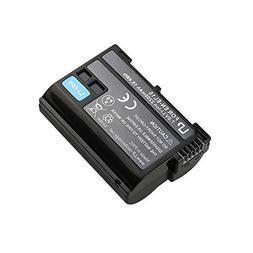 EN-EL15 Battery for Nikon D600, D610, D750, D800, D800e, D81