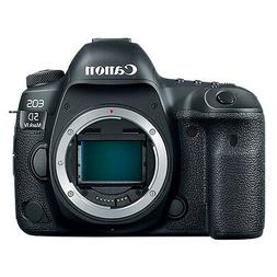 Canon EOS 5D Mark IV Digital SLR Camera Body 30.4 MP Full-Fr