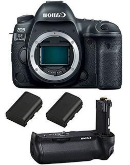 Canon EOS 5D Mark IV DSLR Camera  + Canon BG-E20 Battery Gri